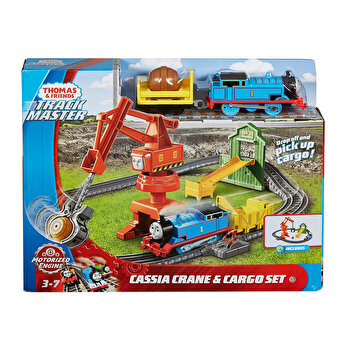 Thomas & Friends - Set motorizat Macaraua Cassia