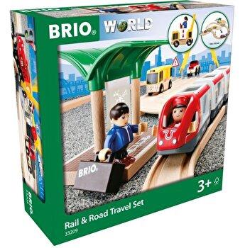 Set sina tren calatori Brio