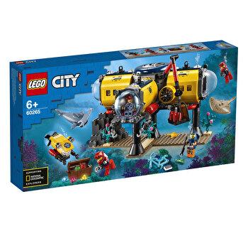 LEGO City - Baza de explorare a oceanului 60265