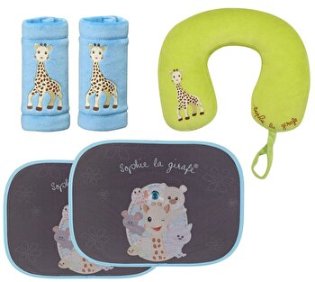 Set calatorie Girafa Sophie Vulli