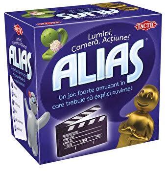 Joc Alias mini - Lumini, camera, actiune!