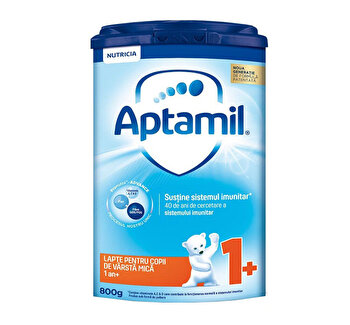 Aptamil Junior 1+ lapte praf crestere 800g