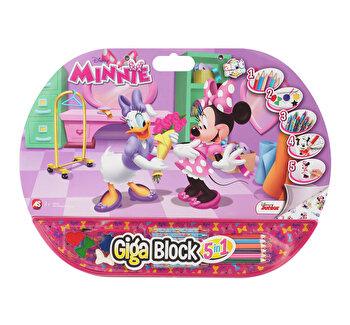 Set pentru desen Giga Block 5 in 1 - Minnie