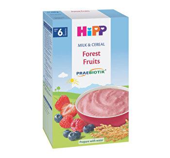 Cereale cu fructe de padure, 250gr, Hipp