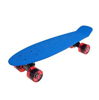 Skate Penny SLV Venice 22 inch, albastru-rosu