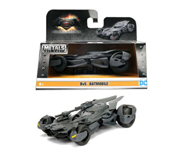 Batman - masinuta metalica Batmobil, Justice League