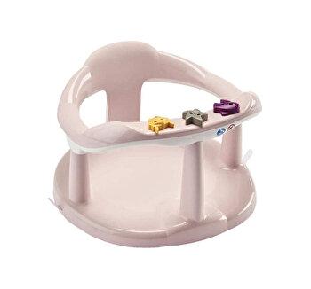Suport ergonomic pentru baie Aquababy POWDER PINK