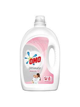Detergent lichid Omo Ultimate Sensitive 2L, 40 Spalari