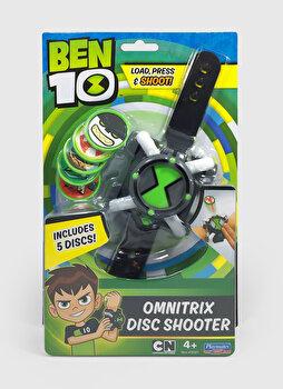 Ceas Omnitrix cu lansator de discuri, Ben 10