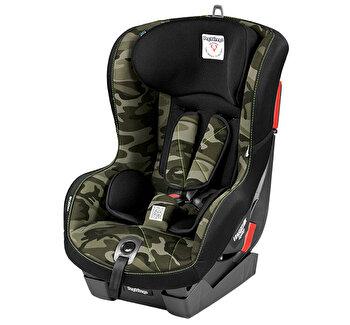 Scaun Auto Viaggio1 Duo-fix K, Peg Perego, Camo Green
