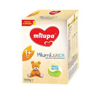 Milumil Junior 1+ lapte praf de crestere 1200g