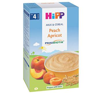 Cereale cu piersici si caise 250gr, HiPP