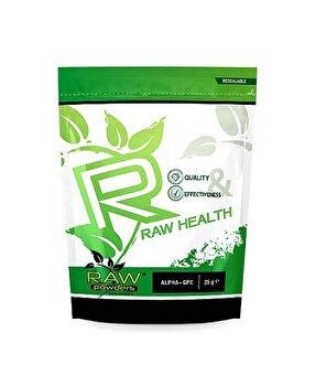 Raw Powders Alfa-GPC pulbere 25 grame Raw Powders