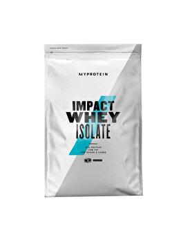 Izolat proteic din zer Myprotein Impact Whey Isolate Banana 1000g Myprotein