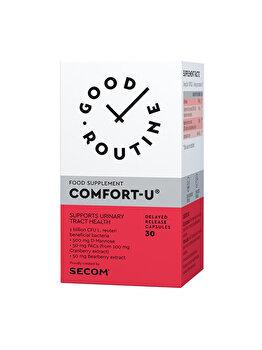 Supliment alimentar Good Routine by Secom Comfort-U 30 capsule de la Good Routine