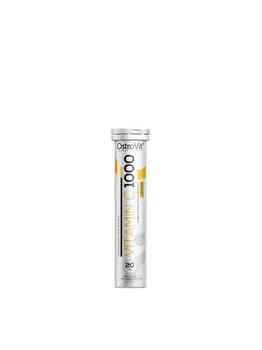OstroVit Vitamina C efervecenta 1000 mg 20 Tablete de la OstroVit