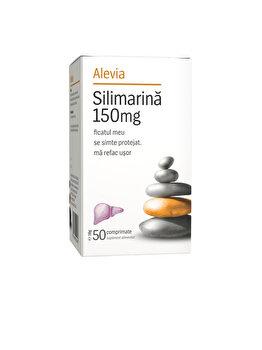 Silimarina 150 mg Alevia 50 comprimate