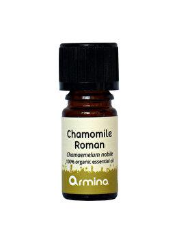 Ulei esential de musetel roman Armina Chamaemelum nobile bio, 5 ml de la Armina