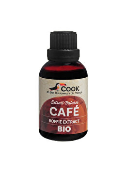 Extract de cafea Cook bio, 50 ml