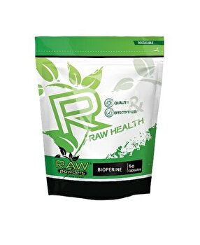 Raw Powders Bioperina 10mg 60 Capsule de la Raw Powders