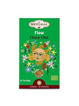 Ceai Shoti'maa sundial flow choco chai bio, 16 dz