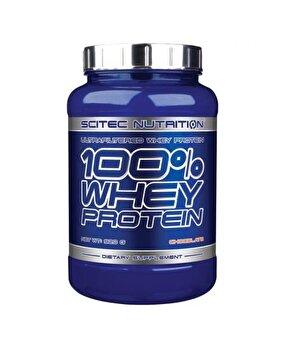 Scitec 100% Whey Protein 920 grame SCITEC NUTRITION