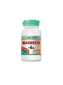 Supliment alimentar Cosmo Pharm Magneziu 375 B6 30 tablete de la Cosmo Pharm