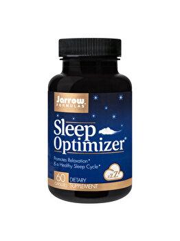 Supliment alimentar Jarrow Formulas by Secom Sleep Optimizer 60cps de la Jarrow Formulas by Secom