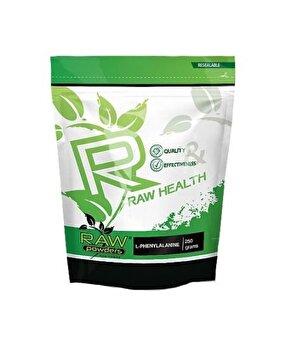 Raw Powders L-Fenilalanina 250 grame de la Raw Powders