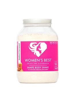 Supliment sportiv Women's Best Shape body shake salted caramel, 1000 g Women's Best