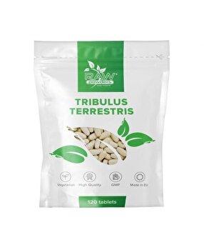 Raw Powders Tribulus Terrestris extract 500 mg 120 tablete Raw Powders