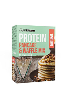 Protein Pancake Mix Gymbeam 500 g de la GymBeam