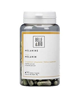 Belle&Bio Melanina 90 capsule de la Belle&Bio