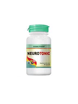 Supliment alimentar Cosmo Pharm Neurotonic 30 capsule Cosmo Pharm