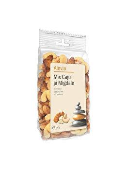 Mix Caju si Migdale Alevia 130 g de la Alevia