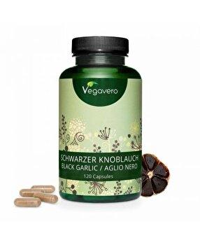 Vegavero Extract de usturoi negru 120 Capsule Vegavero