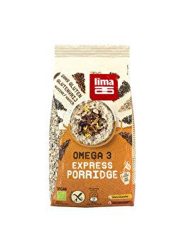 Porridge express Lima omega 3 bio fara gluten, 350 g de la Lima