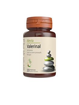 Valerinal 180 mg Alevia 20 comprimate de la Alevia
