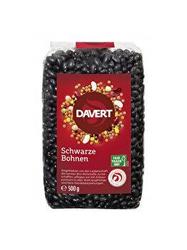 Fasole neagra Davert fairtrade bio, 500 g de la Davert