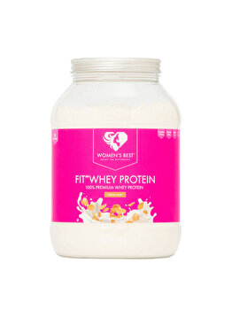 Supliment sportiv Women's Best Fit Whey Cereal infused milk, 1000 g Women's Best