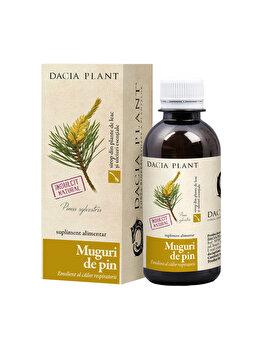 Supliment alimentar Dacia plant Sirop din Muguri de pin 200ml de la Dacia plant