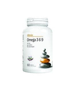Omega 3 6 9 Alevia 60 comprimate de la Alevia