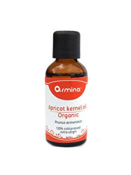 Ulei din samburi de caise Armina bio, 50 ml de la Armina