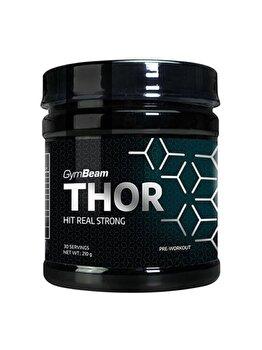 Stimulent de pre-antrenament Gymbeam Thor pepene rosu GymBeam