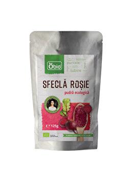 Sfecla rosie pudra Obio bio, 125 g de la Obio