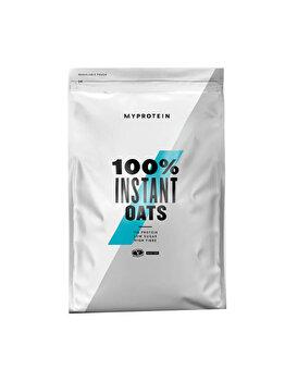 100% Ovaz Instant Instant Oats - fara aroma Myprotein fara aroma 2500g de la Myprotein