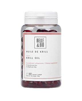 Belle&Bio Ulei de krill 90 Capsule