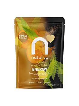 Pulbere amestec Energy Functional Blend Organic, 250 g de la Naturya