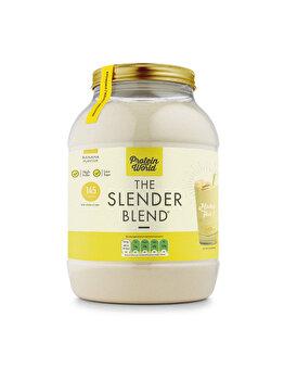 The Slender Blend - Banane ( 1.2kg ) Protein World