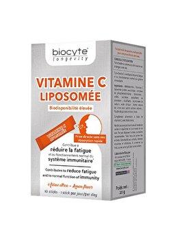 Supliment alimentar Biocyte Vitamine C Lipozomala, 10 plicuri de la BYOCYTE